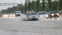 Yeni haftada sağanak yağış sürecek