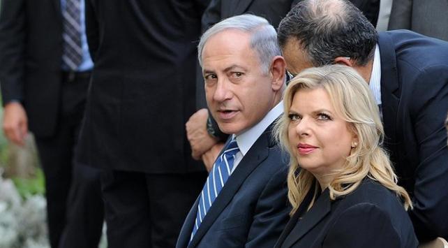 İsrail mahkemesinden Netanyahunun eşine para cezası