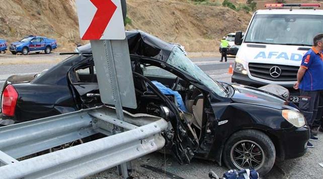 AK Parti belediye meclis üyesi Dopdoğru trafik kazası geçirdi