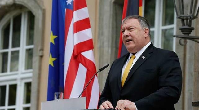 ABD Dışişleri Bakanı Pompeo: İran ile savaş istemiyoruz