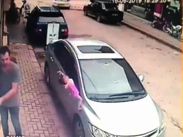 2 yaşındaki çocuğun mucize kurtuluşu