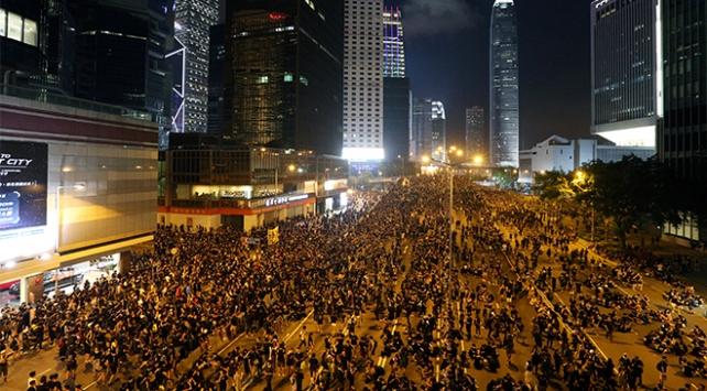Hong Kongda neler oluyor?