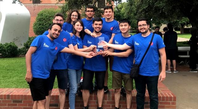 NASAnın uydu yarışmasına Türk üniversiteleri damga vurdu