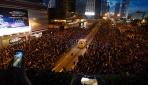 Hong Kongta ambulansa yol açma videosu sosyal medyada viral oldu