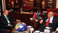 Cumhurbaşkanı Erdoğan'dan, Demirel'in ölüm yıl dönümüyle ilgili mesaj