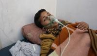 """""""Esed rejimi kimyasal silah saldırılarını örtmeye çalışıyor"""""""