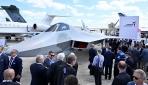Milli savaş uçağı ilk kez dünya sahnesinde