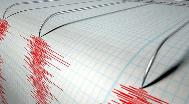 Çinde 6 büyüklüğünde deprem