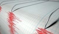 Çin'de 6 büyüklüğünde deprem