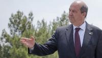 """KKTC Başbakanı Tatar'dan """"Federasyon"""" açıklaması"""