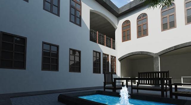 Tarihi Surda konuklar butik otellerde ağırlanacak