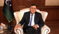 Libya Başbakanı Fayiz es-Serrac TRT Haber'e konuştu