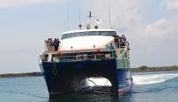 Türkiye-Bulgaristan arasında ilk deniz otobüsü seferi