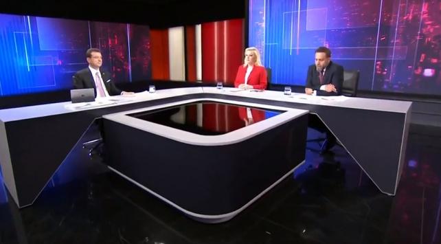 Millet İttifakı adayı Ekrem İmamoğlu TRT Haberde soruları yanıtladı