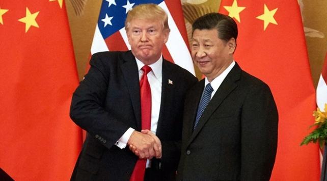 Trump ile Şi, ikili ticari ilişkileri görüştü
