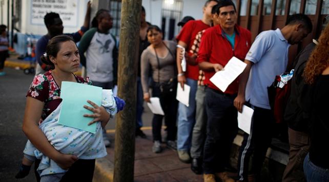 ABDdeki milyonlarca göçmen için sınır dışı edilme süreci başlıyor
