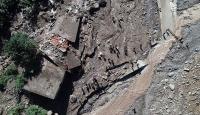 281 kişilik ekip Araklı'daki selde kaybolan 6 kişiyi arıyor