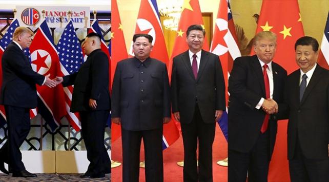 Ticaret savaşı ve nükleer gerilimlerin merkezinde Asyada kritik zirve