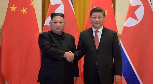 Çinden Kore Yarımadasındaki barış çabalarına destek açıklaması