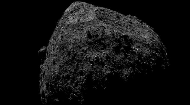 NASA gök taşı Bennuyu daha net görüntüledi