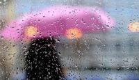 Yağışlı hava önümüzdeki hafta sonuna kadar sürecek