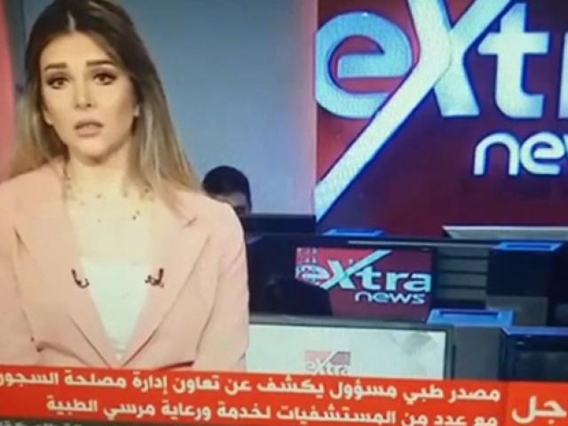 """Mısır televizyonunda """"vefat haberi"""" skandalı"""