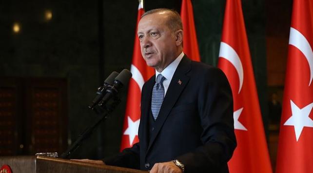 Cumhurbaşkanı Erdoğandan Ahmet Kaya açıklaması