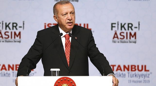 Cumhurbaşkanı Erdoğan: Biz Kandilden talimat almıyoruz