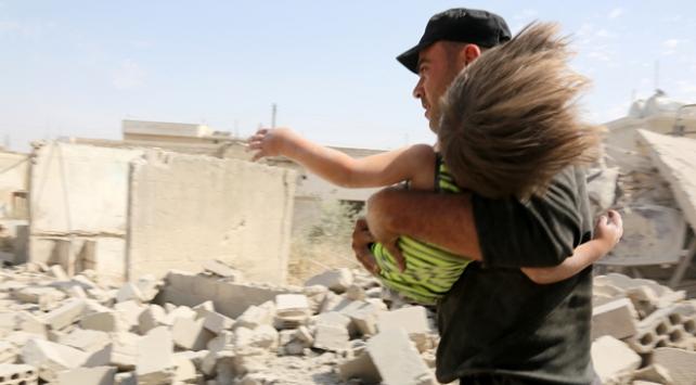 İdlibe hava saldırılarında sivil kayıplar artıyor