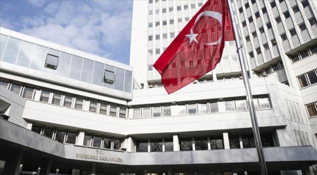Türkiyeden BMnin Kaşıkçı raporuna ilişkin açıklama