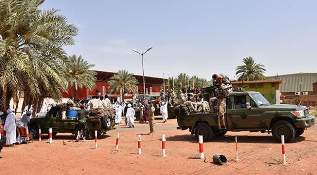 Sudanda askeri konsey muhalefetle müzakereye hazır