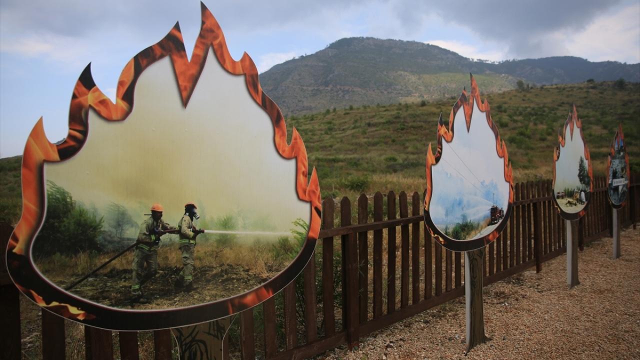 Turizmin başkenti Antalya, yangın sezonuna hazır