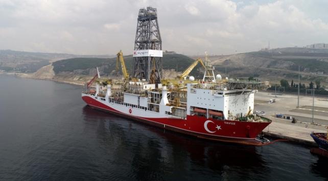 İkinci sondaj gemimiz Akdenize doğru yola çıktı