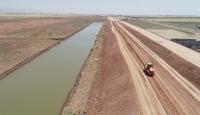 Fırat'ın suyu Mardin Ovası'na hayat verecek