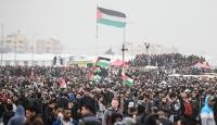 Gazze Şeridi nüfusunun 3'te 2'si mülteci
