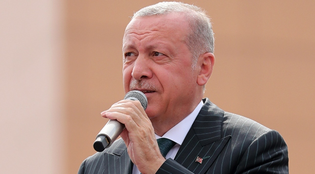 Cumhurbaşkanı Erdoğan: İmamoğlunun sicili Sayıştay raporlarıyla tespitli şekilde bozuktur