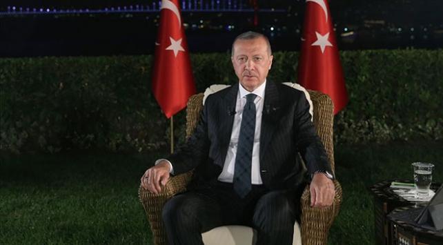 Cumhurbaşkanı Erdoğan: Kimse etnik bir dayatmanın içerisine girmesin