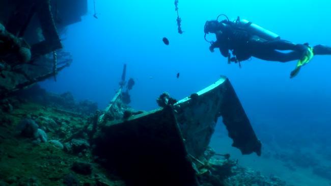 Mavi Tutku - Yapay Resifler
