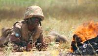 Somalili komando adayları Isparta'da eğitiliyor