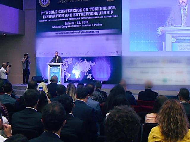 Türkiye inovasyon ve girişimcilik konferansına ev sahipliği yapıyor