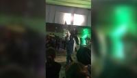 Güney Afrika'da bir düğünde Diriliş Ertuğrul rüzgarı esti