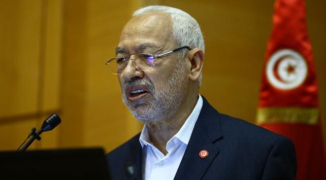 Tunusta Nahdanın cumhurbaşkanı adayı Gannuşi