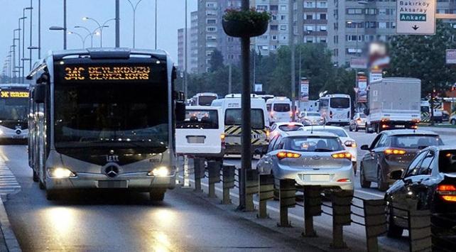 İstanbulda toplu ulaşıma seçim düzenlemesi