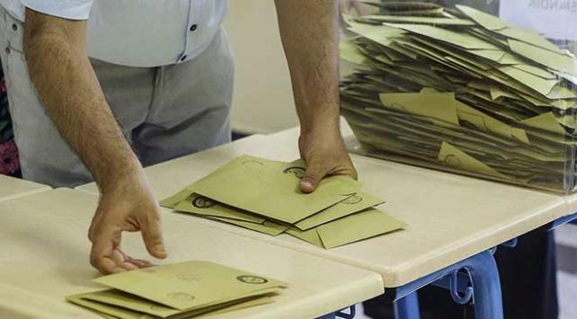 Seçim kanununa aykırı davranan 124 kişi hakkında işlem