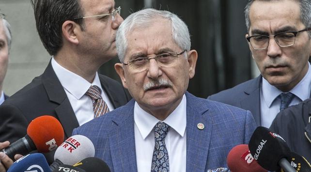 YSK Başkanı Güven: Seçim sükunet içinde gerçekleşmiştir