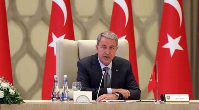 Bakan Akar, MHP, CHP ve İyi Partiyi ziyaret edecek