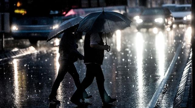 Haziranda 111 meteorolojik uyarı yapıldı