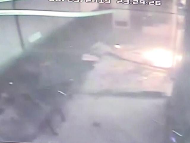 Gaziantep'te iş yerinde patlama