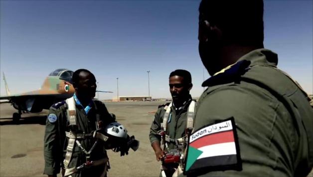 """""""30 bin Sudanlı asker Yemende savaşıyor"""""""