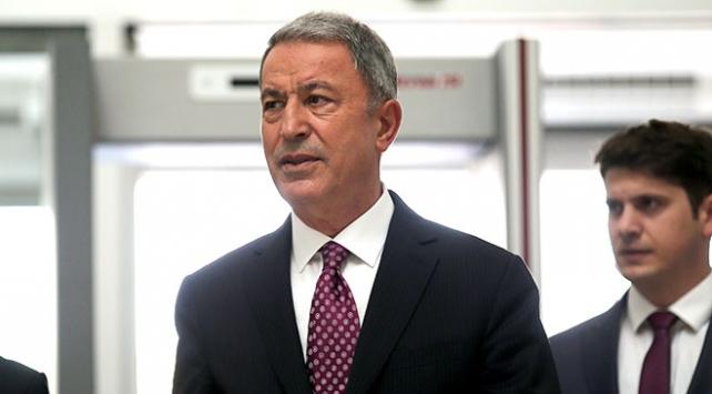 Milli Savunma Bakanı Akardan parti liderlerine ziyaret
